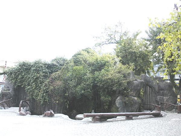 Cascata atualmente, monumento não ruiu no desprezo nem caiu no ostracismo