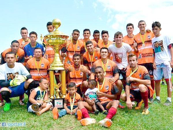 Castolira conquistou a 1ª Divisão de 2016