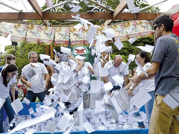 População poderá acompanhar o sorteio na praça Monsenhor Marcondes a partir do meio-dia de sábado