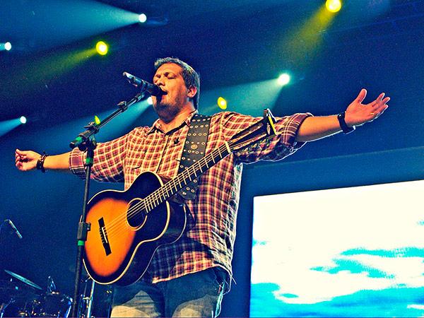 Fernandinho é considerado um dos principais nomes da Música Gospel