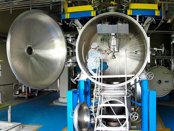 O laboratório montado no Inpe é o único do país capaz de produzir o combustível