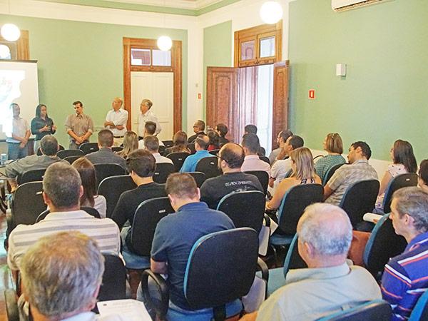 Evento contou com parceria entre Prefeitura e Estrada de Ferro