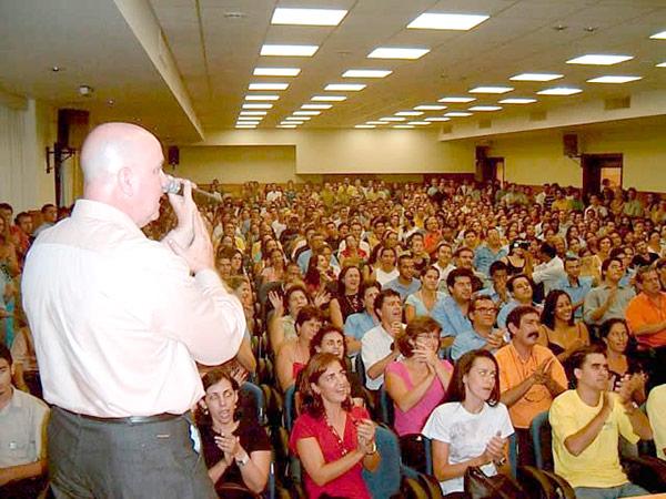 Narciso Machado fala sobre motivação profissional