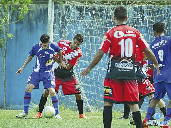 Araretama, Gurilândia, Vila São José e Jardim Santana avançaram para a fase semifinal