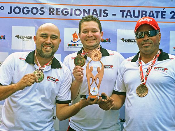 Lucas Ouverney, Dhu e Luizão, são alguns dos atletas que estão de volta à cidade de Pindamonhangaba