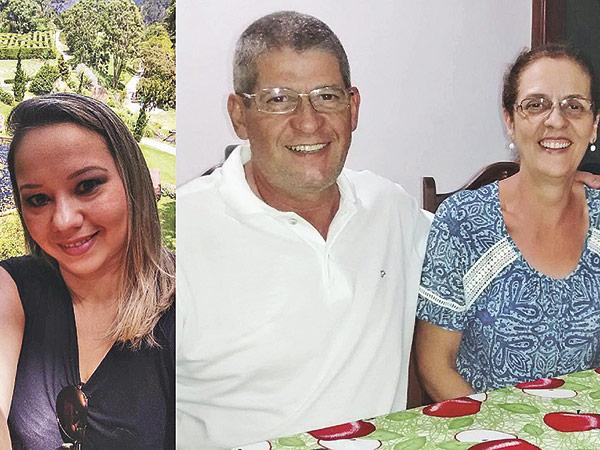Triplo aniversário  Felicidade para os irmãos Jurema, Gilberto (23 de abril) e Marina Munhoz (19 de abril), que comemoram aniversário nesta semana, recebendo o abraço de todos os familiares e amigos!