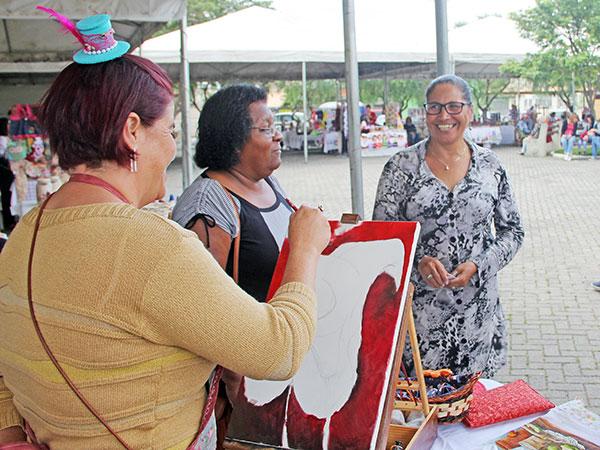 Talento, entretenimento, geração de renda e solidariedade marcaram ação
