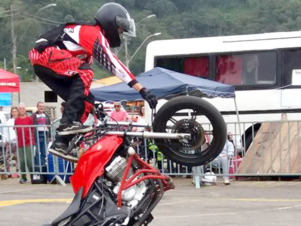 Copa Vale de Wheeling Stunt acontece em Pinda