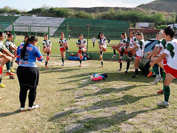 Equipe de futebol feminino também alcançou bons resultados