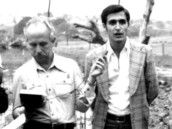 Assessor de imprensa do prefeito Geraldo Alckmin, Jota o acompanhava em seu trabalho em prol do município (1977/1982)