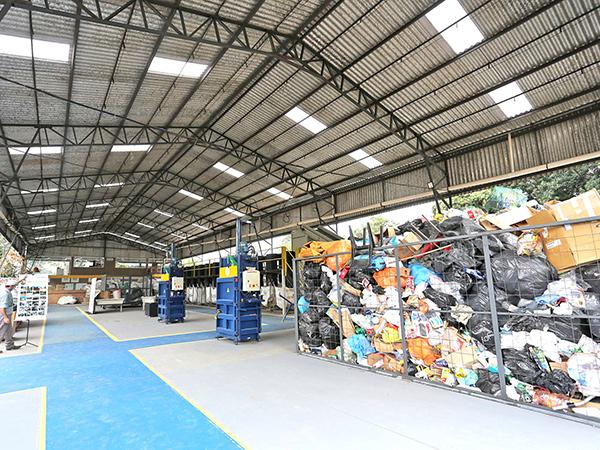 A ONG Reciclazaro é parceira da Novelis no projeto em Pindamonhangaba