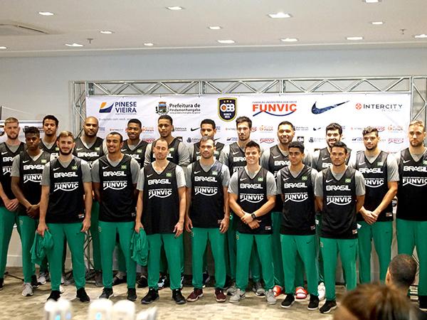 Equipe representará o Brasil na Copa América e também na Olimpíada de Tókio/2020