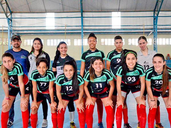 """""""Guerreiras"""" enfrentarão equipe de São José dos Campos, atual campeã da competição"""