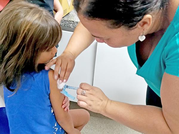 Em Pinda, haverá cinco locais de vacinação