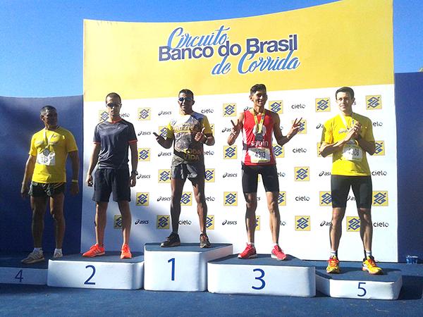 """Francisco de Paula Pereira Filho, o """"Chiquinho"""" conquistou o 1º lugar da categoria"""