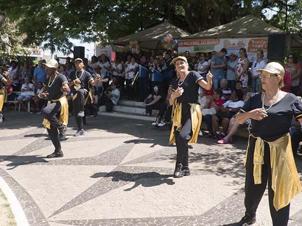 Diversas atrações marcaram a abertura das atividades, no sábado (23)