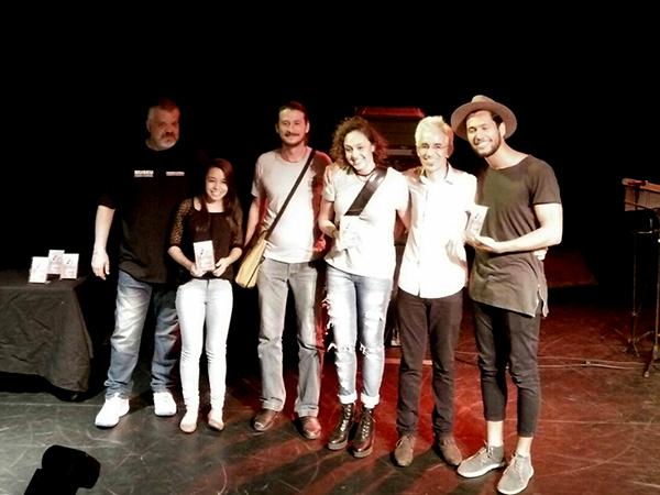 Vencedores do Festival de Música da Juventude de 2017