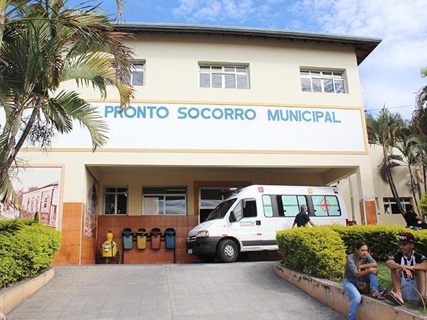 Pronto-socorro recebe, em média, 150 pacientes de Taubaté, por mês
