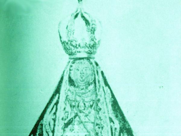 Primeira foto da  Imagem, tirada em 1869 também por Robin & Favreau