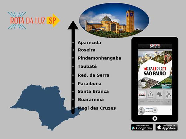 Aplicativo está disponível para os sistemas Android e iOS