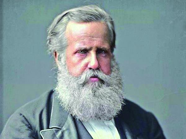 O imperador Dom Pedro II