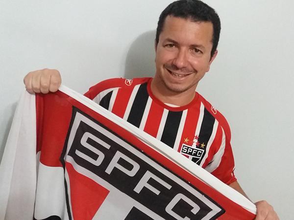"""Com um time de 80 cartoletas, Luiz Carlos """"mitou"""" no Cartola"""