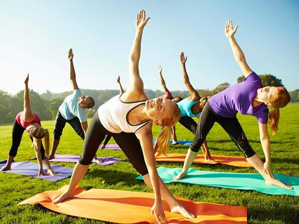 Várias atividades físicas estão programadas para acontecer no Parque da Cidade, às oito horas