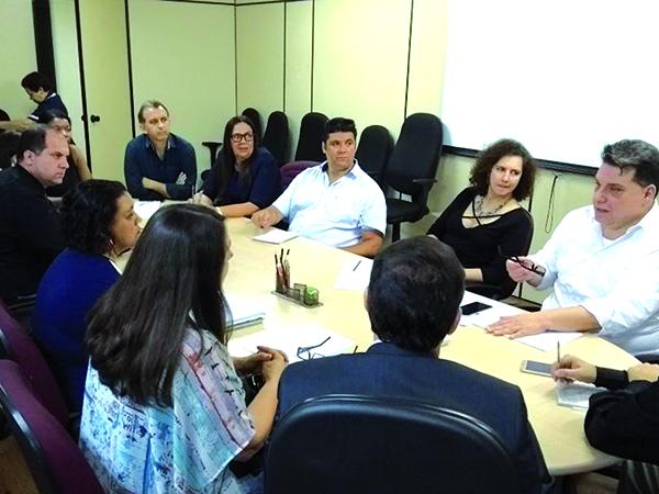 Realizada em São Paulo, reunião teve como pauta melhorias para o trajeto
