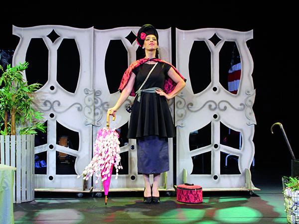 Espetáculo teve música russa e brasileira
