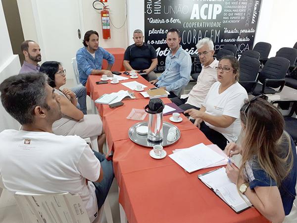 Reunião realizada na Acip nesta semana definiu últimos detalhes das festividades