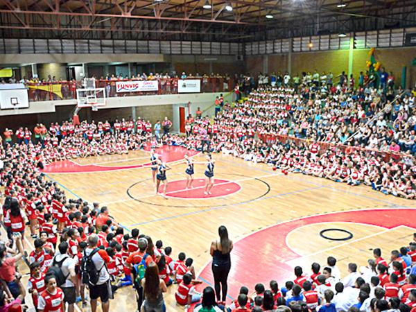 Abertura do Festival de Esportes em Pindamonhangaba. (Foto: Alex Santos/PortalR3)