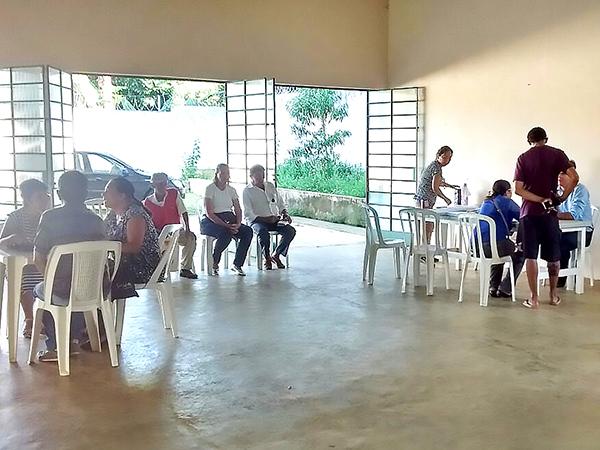 Mais de 200 proprietários de imóveis compareceram nos dois primeiros dias