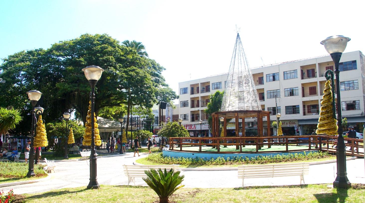 A Praça Monsenhor Marcondes será o segundo ponto da cidade a oferecer wi-fi gratuito