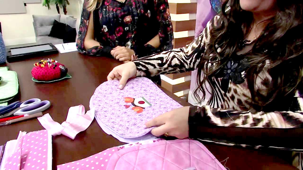 Entre os cursos haverá aulas de artesanato, como crochê e patchwork, entre outros