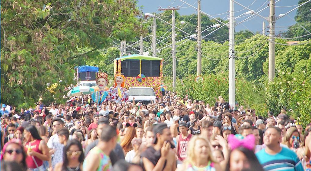 Blocos saem do Largo do Quartel com destino ao Parque da Cidade; monitoramento com câmeras ocorrerá 24 horas por dia