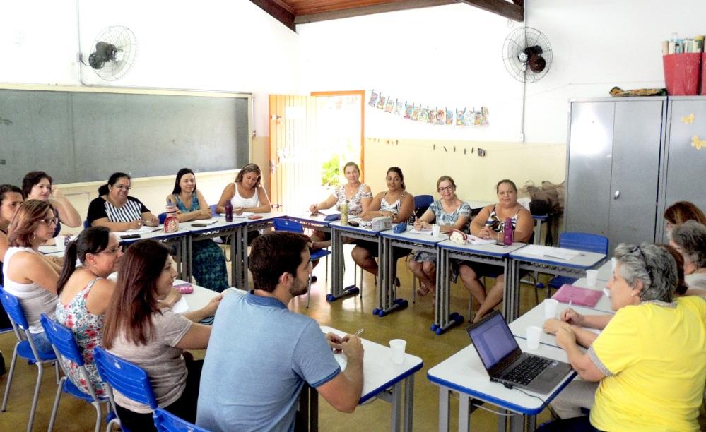 Grupo de gestores se reuniu para debater novas ações no ano letivo
