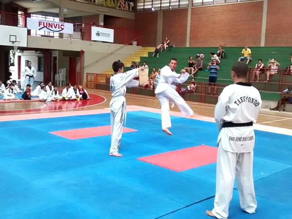 Taekwondo agora é uma modalidade oferecida também no Araretama