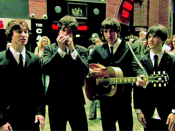Grupo já foi considerado o melhor cover dos Beatles do mundo