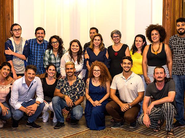 Membros da sociedade civil e do poder público se encontraram no Palacete 10 de Julho