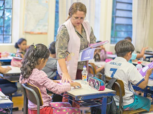Os novos docentes farão parte do quadro da Secretaria Estadual de Educação
