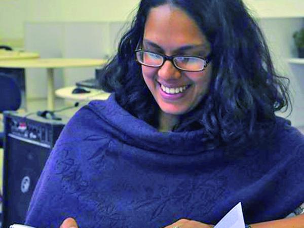 A escritora já lançou sete livros, desde 2013 e lançará o oitavo título em abril