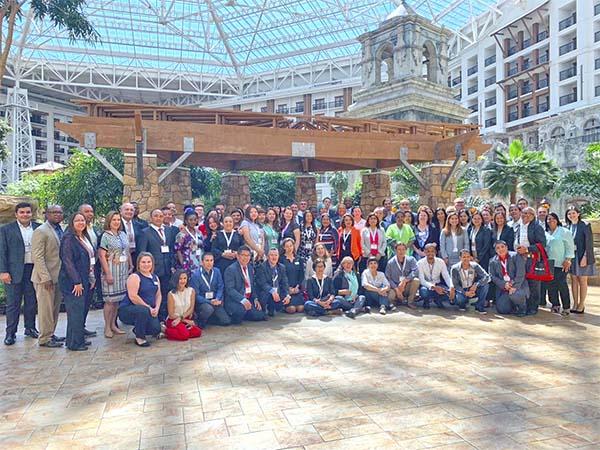 Coalizão Pinda participa de conferência mundial nos Estados Unidos