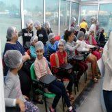 Alunos de escola municipal participam de curso de culinária saudável