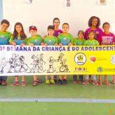 """Pindamonhangaba recebe """"Semana da Criança e do Adolescente"""""""