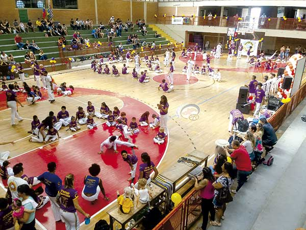 "Prefeitura realiza ""Festival de Esportes"""