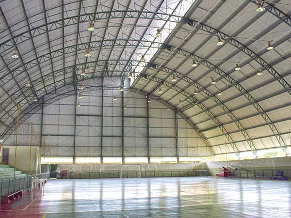 Centro Esportivo do Araretama passa por reformas