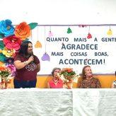 "Escola Municipal  Maria Zara realiza entrega das revistas do  ""Projeto Território"""