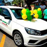 Novos carros vão agilizar atendimentos do Bolsa Família
