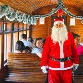 """Fim de semana tem """"Trem do Papai Noel"""""""