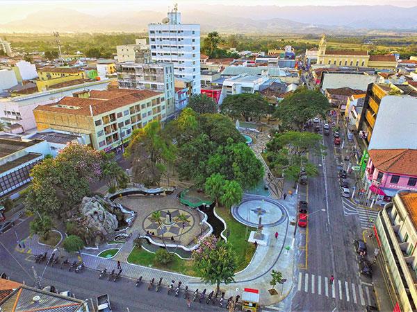 Pindamonhangaba comemora 315 anos em grande desenvolvimento